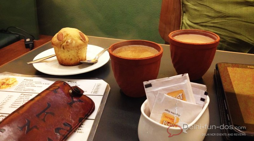 T'Pot Cafe – Tea bar in Malviya Nagar