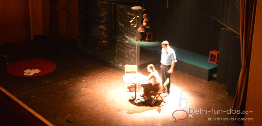 Color Blind – A Multi lingual play