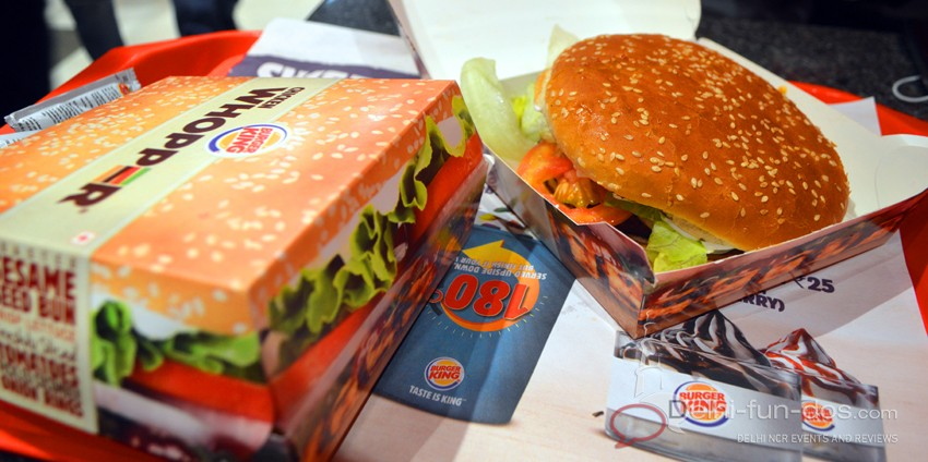 Burger King – Taste is talking