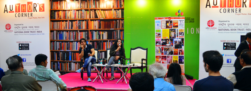 New Delhi World Book Fair 2015 – Party time for bookworms
