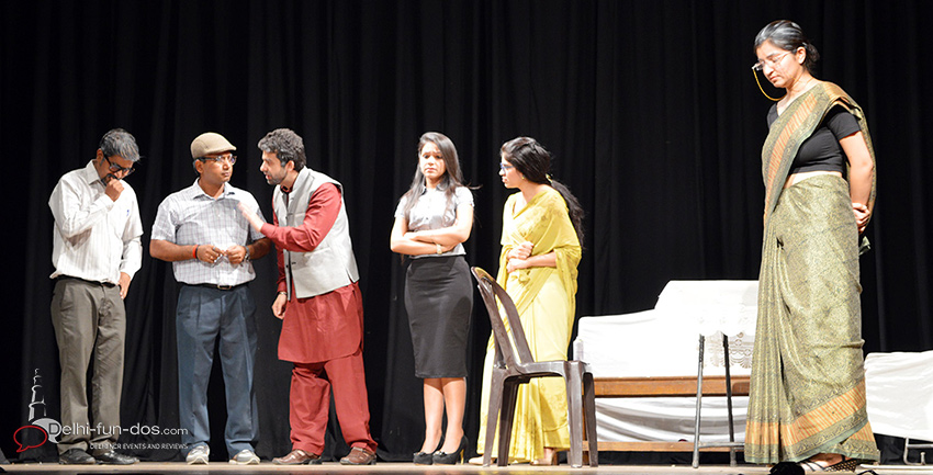 Refund – Weekend play at LTG auditorium