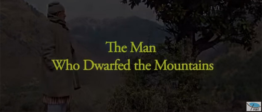 The man who dwarfed the mountains – Habitat Film Festival