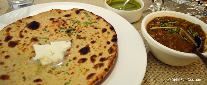 Prantha Junction – When you crave for simple Indian food