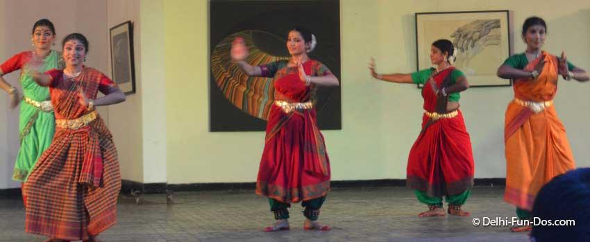 Bharatnatyam recital – students of Jayalakshmi Eshwar