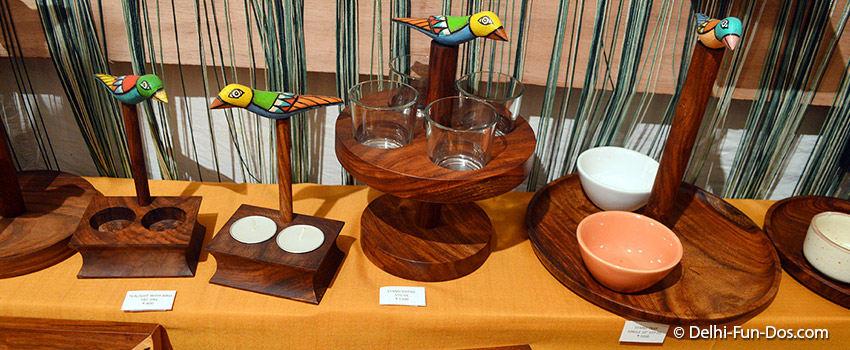 diwali-offbeat-gift-ideas-wooden-tealights-holder