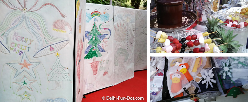 Christmas in Delhi – Oz Haat Charity Mela