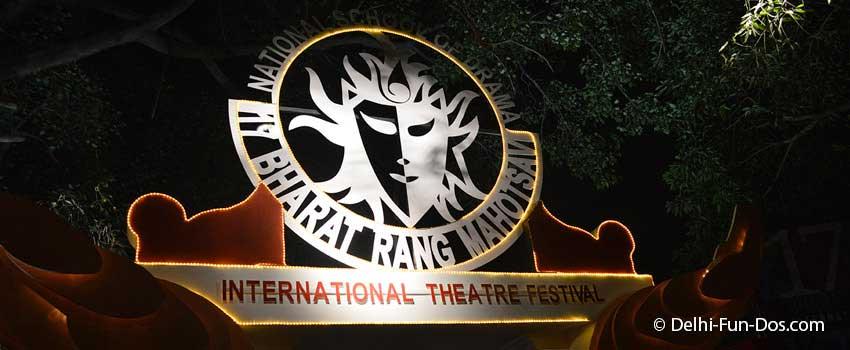 NSD's  theatre extravaganza – Bharat Rang Mahotsav 2017