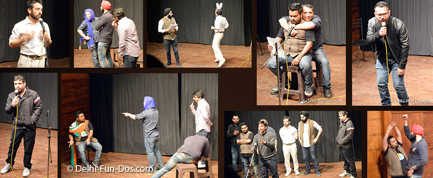Cut 2 Cut – Comedy show by Laughter Nation
