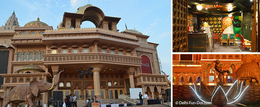 Kingdom of Dreams – India in Gurugram