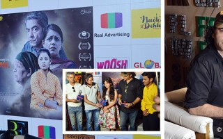 Movie: Sanjh – Music launch by Mohit Chauhan