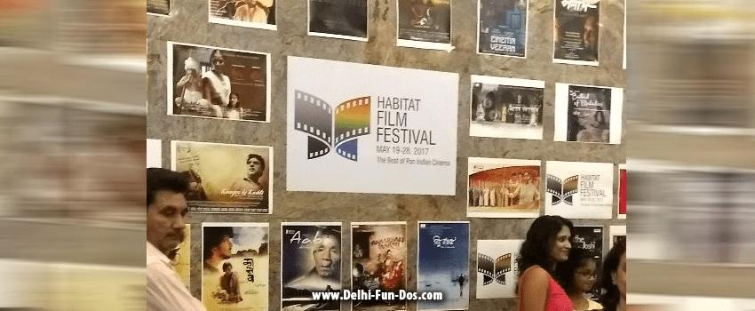 Habitat film festival – A cinematic extravaganza