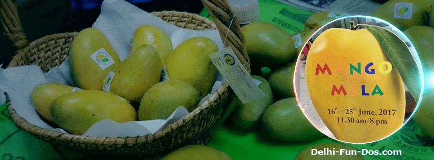 AAM-i tomake bhalobashi – Mango Mela in Delhi