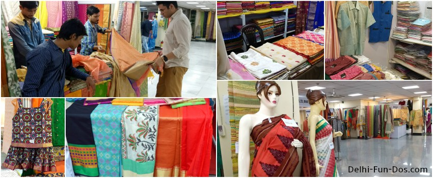 National Level Special Handloom Expo in Delhi