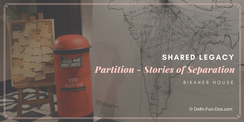 """Partition – Stories of Separation"" – A musical evening by Sonam Kalra"