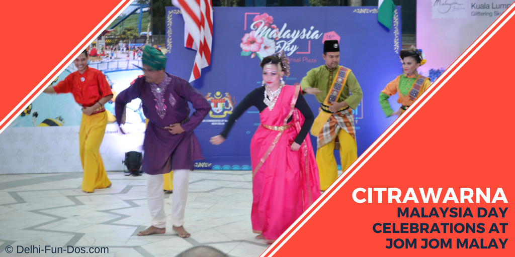 Citrawarna – Malaysia Day celebrations at Jom Jom Malay