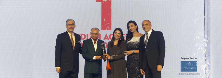 Condé Nast Traveller and Himalayan Sparkling The Top Restaurant Awards 2017