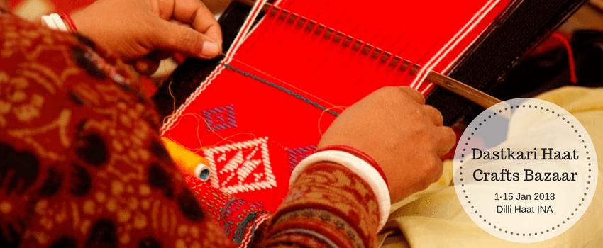 32nd Annual Dastkari Haat Crafts Bazaar