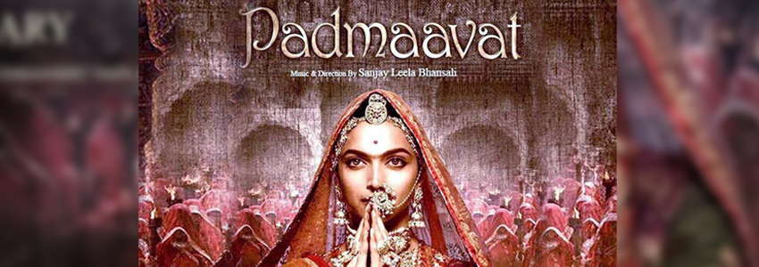 Padmaavat – Overdressed body with no soul
