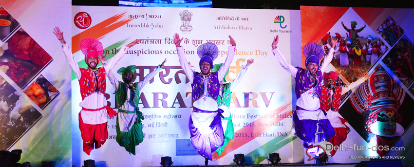 Bharat Parv – A celebration of Indian culture and cuisine