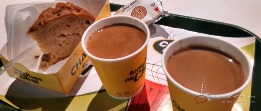 Chai Point – Good chai option for tea lovers