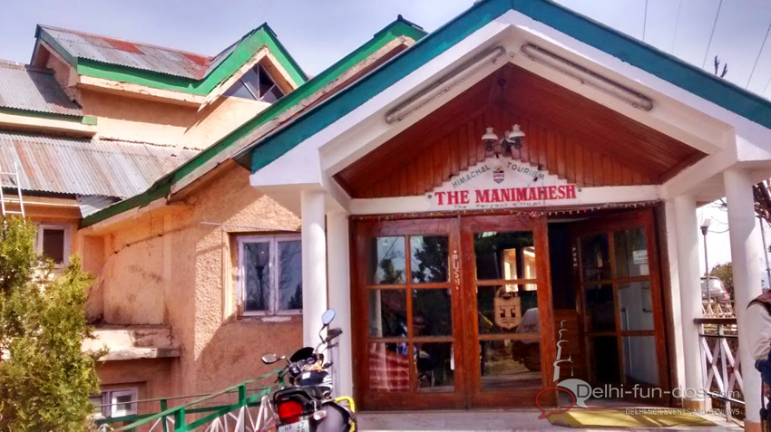 Hotel ManiMahesh by HPTDC at Dalhousie