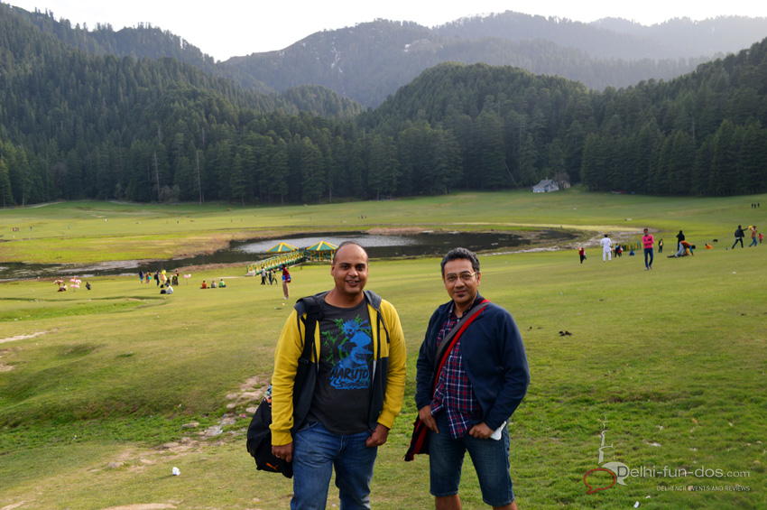 Road trip from Delhi to Dalhousie and khajjiar