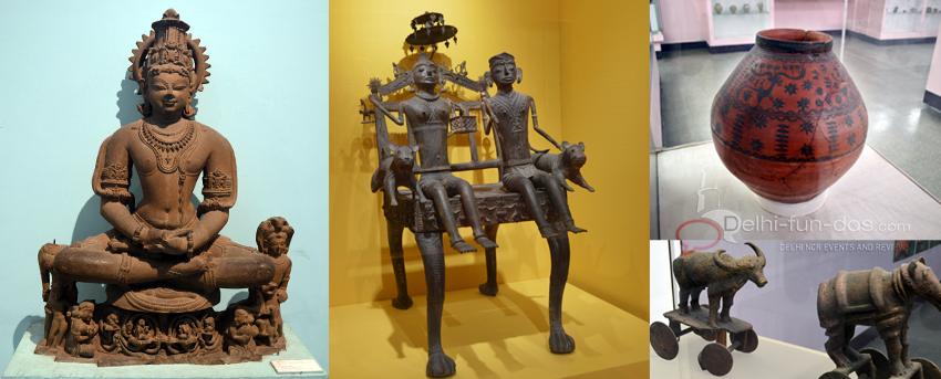 Things to do in Delhi Summer- National Museum