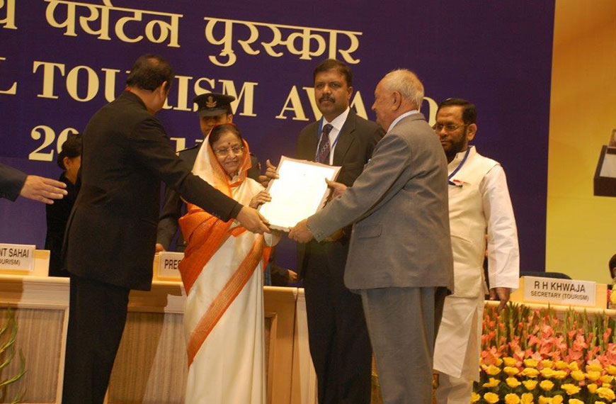 National Tourism Award 2010-2011