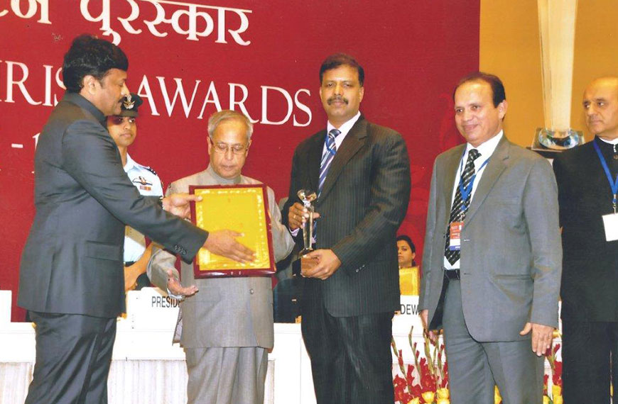National Tourism Award 2011 - 2012