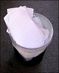 Paper Wastage: What We Can (and Should) Do About It