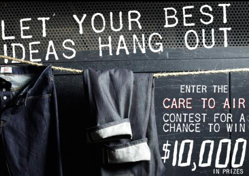 Levi's Launches US$ 10,000 Green Design Contest
