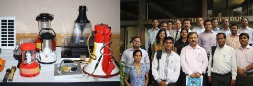 Showing the Way for Solar Energy Business in India