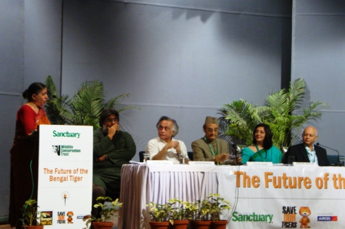 Bengal Tiger Consultation: Securing the Future for the Tigers in India