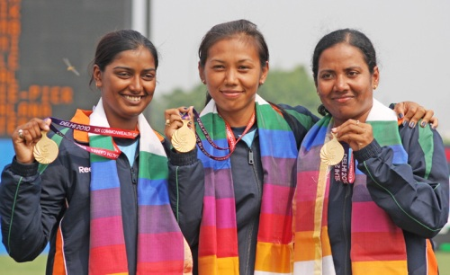 Gold for India
