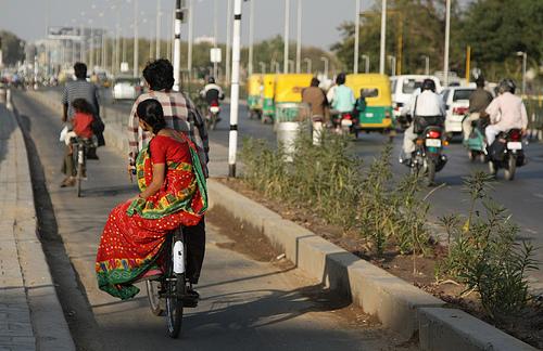Ahemedabad in Gujarat has a development for all model.