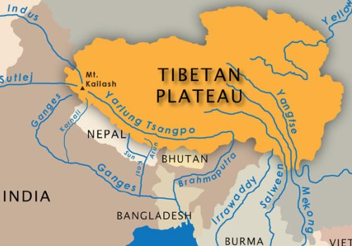 Meltdown in Tibet: Film, Talk and Discussion at Hindu College