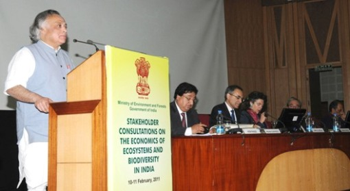I-TEEB Consultation Workshop Aims at Conservation and Sustainable Use of Biodiversity