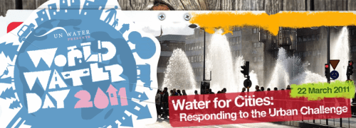 Be Water Wise: Delhi Greens Invites All to Dilli Haat, Pitampura on World Water Day 2011