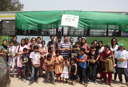 Yamuna and the Delhi Ridge: Delhi Greens Urban Ecotour Re-Connected Citizens to the City's Lifelines