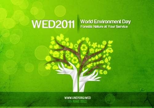 India to Play the Global Host for World Environment Day 2011