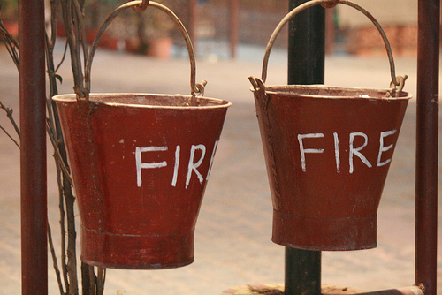Managing Fire Accidents Part II: Are You Ready?