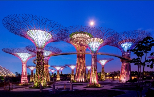 Tourism Singapore Goes Green: Invites Indian Travelers to the City in a Garden