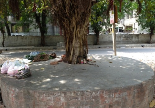 Deconcretisation of Trees Not Possible Without People Support