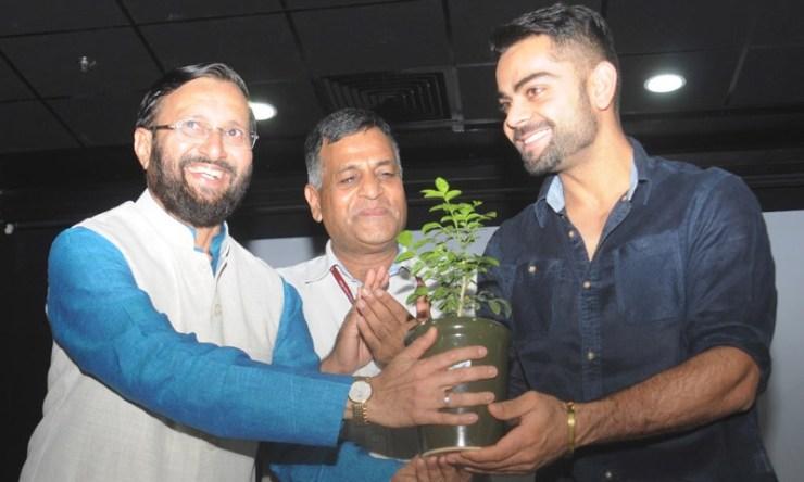 environment-minister-gifts-sapling-to-virat-kohli
