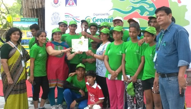 Dilli Haat, Janakpuri Came Alive with ECORUN on Environment Day