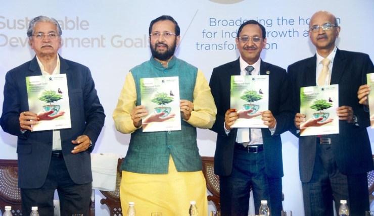 env-minister-releases-book-on-SDGs