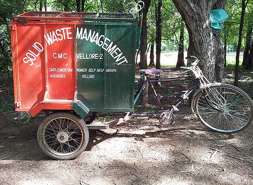 Waste in India Gets Its Due: Government Launches IWMS