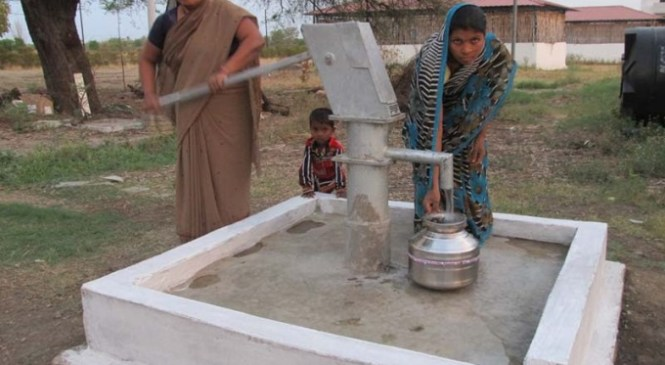 101 Wells for Drought Hit Maharashtra By Believers Church