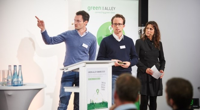 Alley Awards – Apply for Green Economy Start Ups Award for Europeans