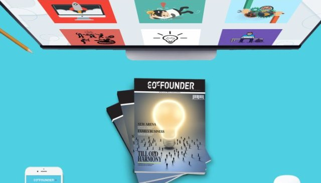The CoFounder, India's First Startup Magazine Launched